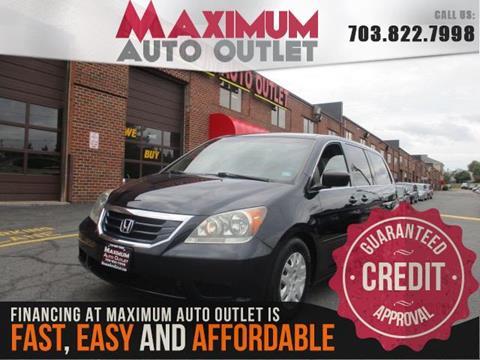 2009 Honda Odyssey for sale in Manassas, VA