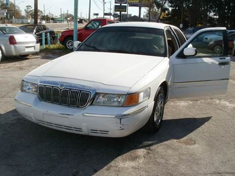 used 1998 mercury grand marquis for sale. Black Bedroom Furniture Sets. Home Design Ideas