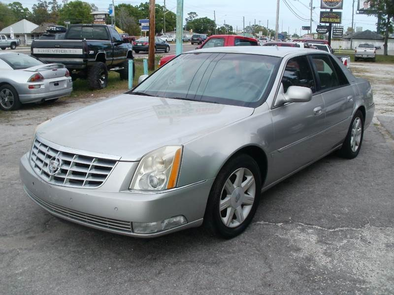 2006 cadillac dts luxury iii 4dr sedan in largo fl autos. Black Bedroom Furniture Sets. Home Design Ideas