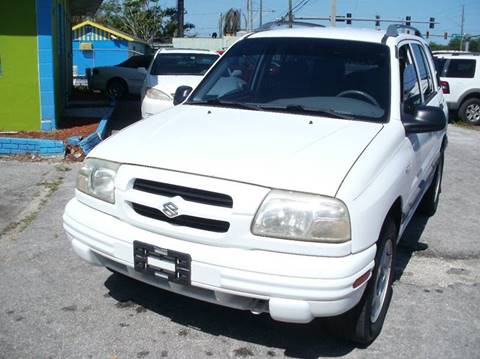 1999 Suzuki Vitara for sale in Largo, FL