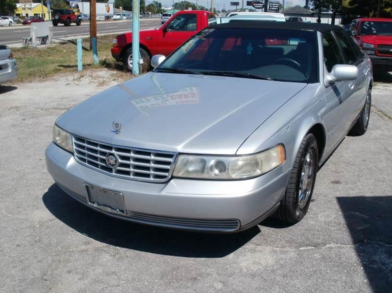 2001 Cadillac Seville Sls 4dr Sedan In Largo Fl Autos By Tom