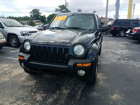 2003 Jeep Liberty for sale in Largo, FL