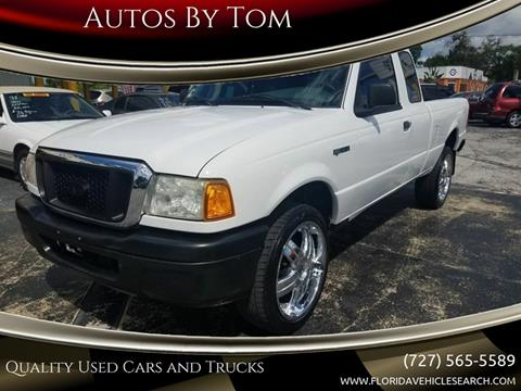 2004 Ford Ranger for sale at Autos by Tom in Largo FL
