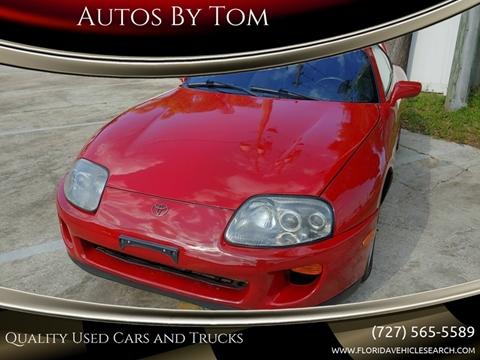 650ce81741 Used Toyota Supra For Sale in Rutland, VT - Carsforsale.com®