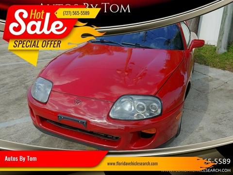 1993 Toyota Supra for sale in Largo, FL