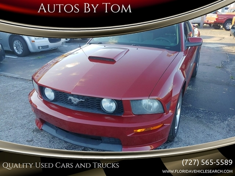 2007 Ford Mustang for sale in Largo, FL
