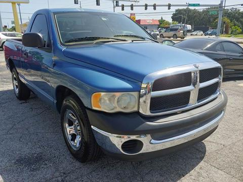 2003 Dodge Ram Pickup 1500 for sale at Autos by Tom in Largo FL