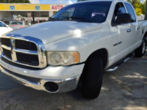 2005 Dodge Ram Pickup 1500 for sale at Autos by Tom in Largo FL