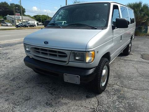 1999 Ford E-350 for sale at Autos by Tom in Largo FL