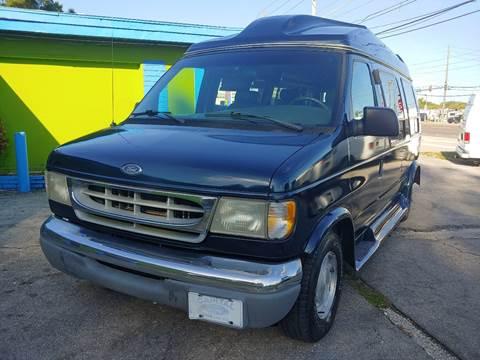 1998 Ford E-Series Cargo for sale in Largo, FL
