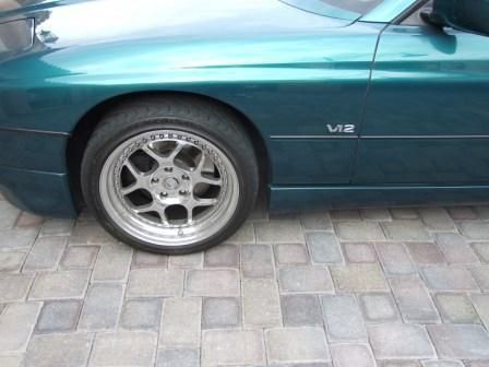 1992 BMW 8 Series 850i 2dr Coupe - Henderson NV