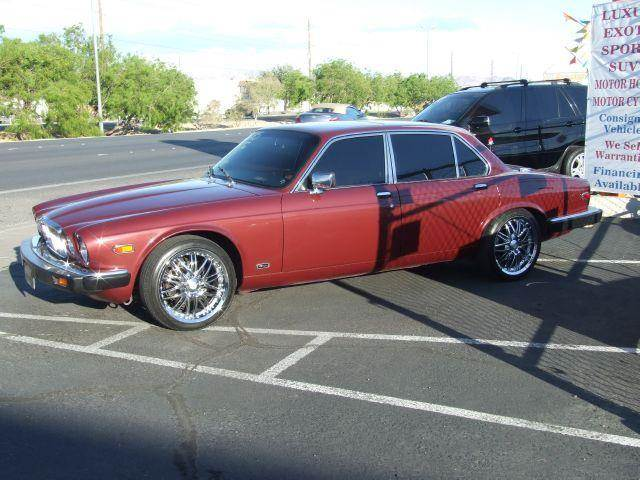 1985 Jaguar XJ for sale at Moody's Auto Connection LLC in Henderson NV