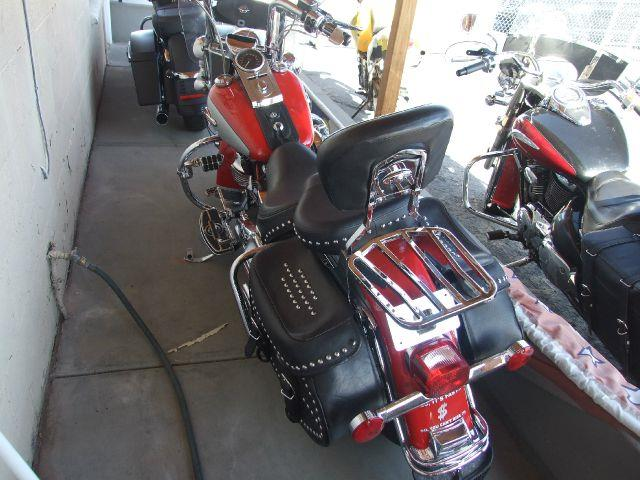 2002 Harley-Davidson Heritage Softail  chromed out - Henderson NV