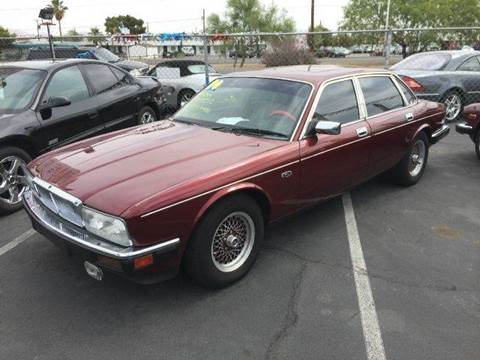 1990 Jaguar XJ-Series for sale at Moody's Auto Connection LLC in Henderson NV