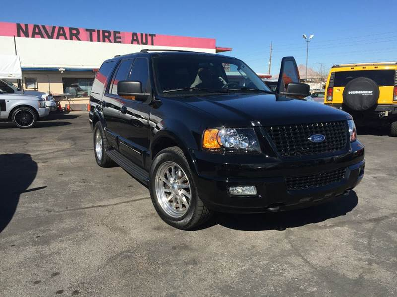 2004 Ford Expedition for sale at Moody's Auto Connection LLC in Henderson NV