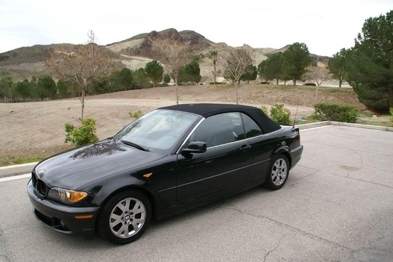 2004 bmw 3 series 325ci 2dr convertible in henderson nv. Black Bedroom Furniture Sets. Home Design Ideas
