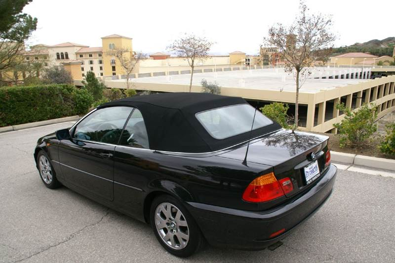 2004 BMW 3 Series 325Ci 2dr Convertible - Henderson NV