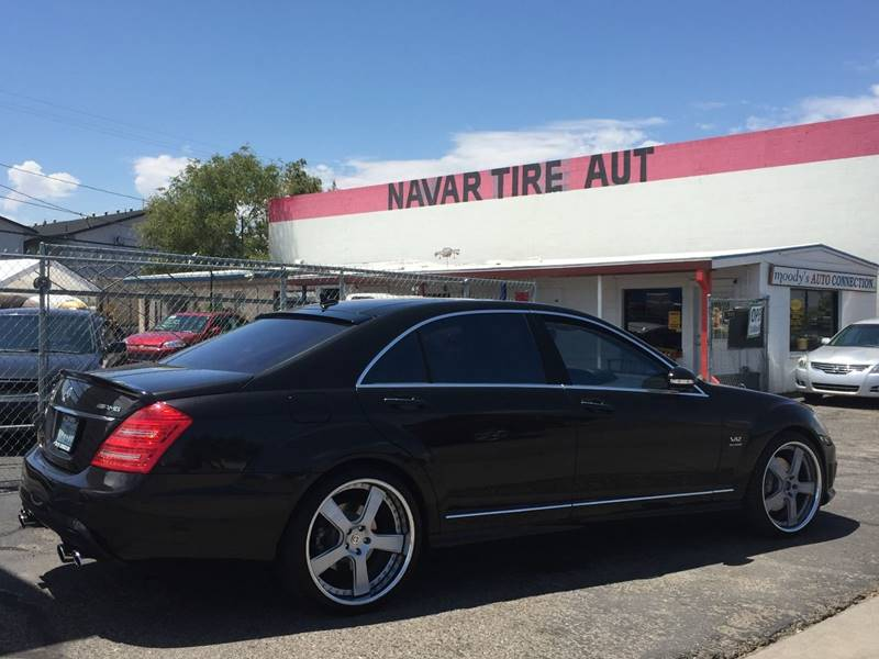 2009 Mercedes-Benz S-Class for sale at Moody's Auto Connection LLC in Henderson NV