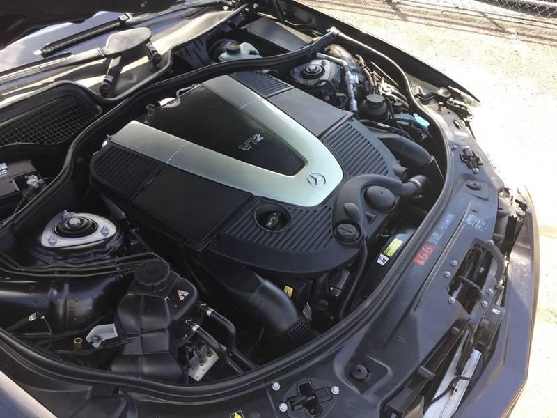 2009 Mercedes-Benz S-Class S 600 4dr Sedan - Henderson NV