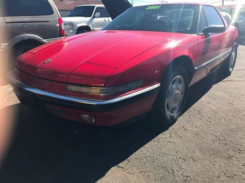 1991 Buick Reatta for sale at Moody's Auto Connection LLC in Henderson NV