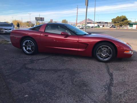 1997 Chevrolet Corvette for sale at Moody's Auto Connection LLC in Henderson NV