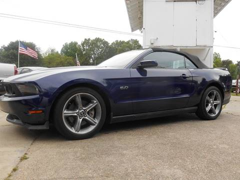 2011 Ford Mustang for sale in Hattiesburg, MS
