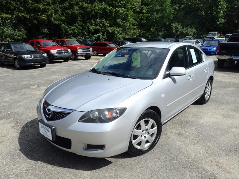 2009 Mazda MAZDA3 4dr Sdn Man i Touring Value - Storrs CT