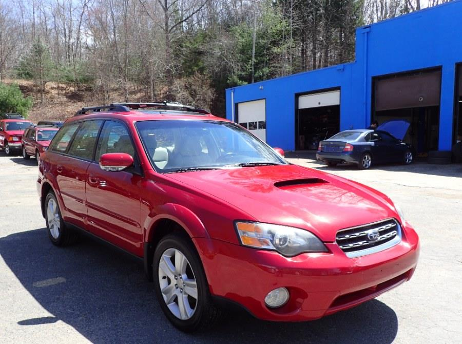 2005 Subaru Outback AWD 2.5 XT Limited 4dr Turbo Wagon - Storrs CT
