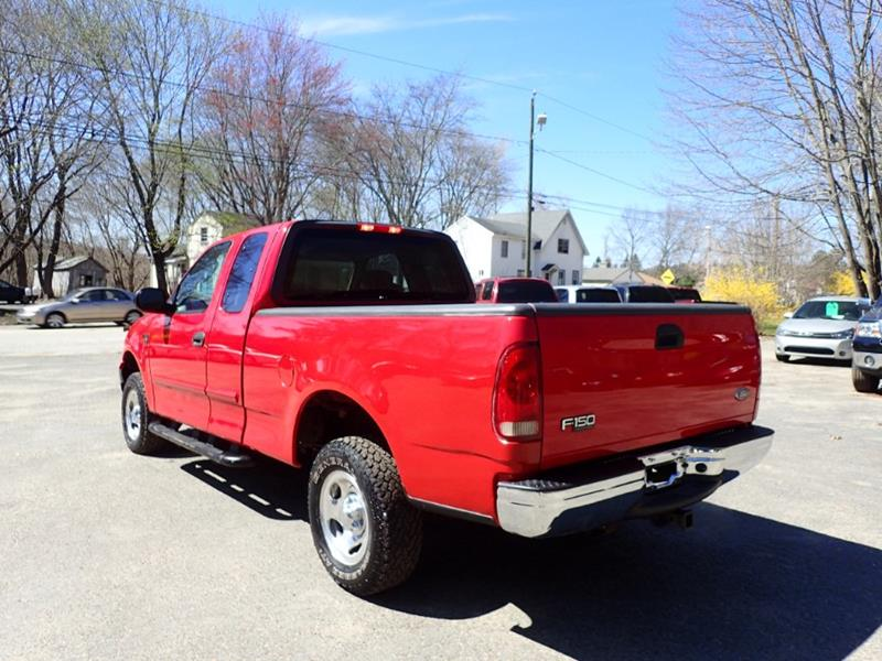2004 Ford F-150 Heritage Supercab 139' XLT 4WD - Storrs CT