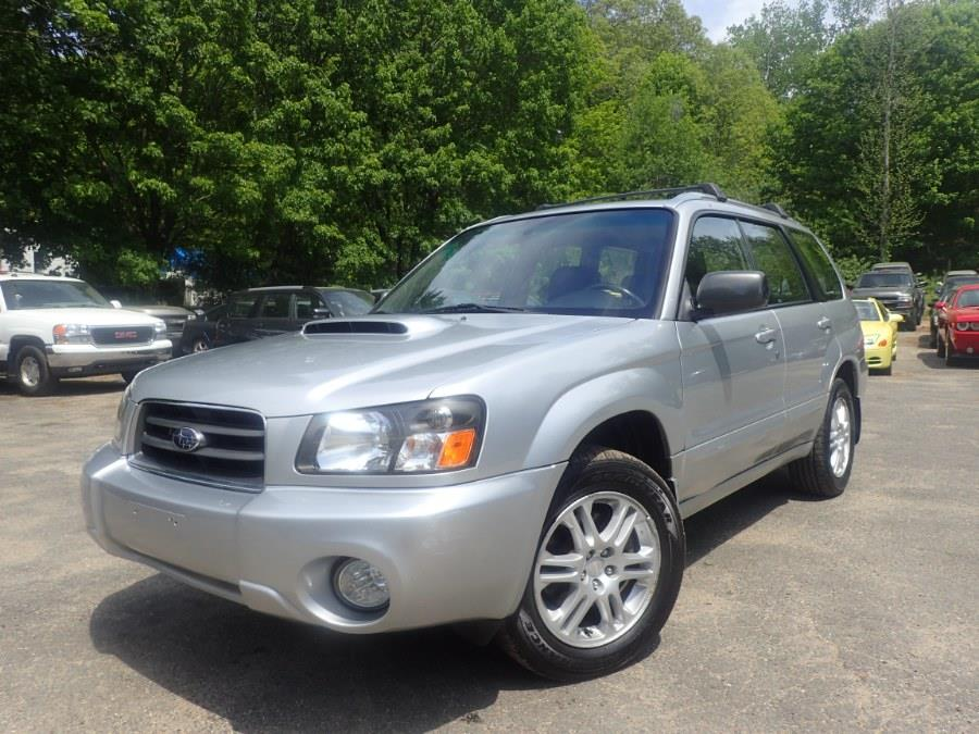 2005 Subaru Forester AWD 4dr XT Turbo Wagon - Storrs CT