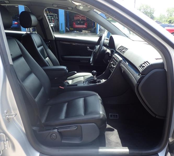 2004 Audi A4 AWD 1.8T quattro 4dr Sedan - Storrs CT