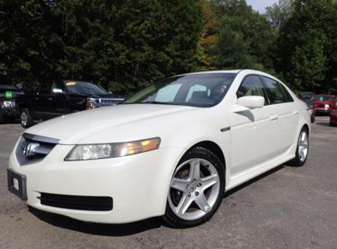 2005 Acura TL for sale in Storrs, CT