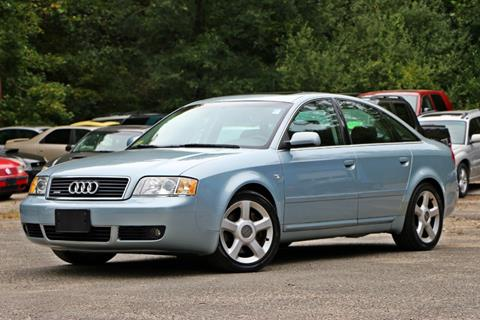 2004 Audi A6 for sale in Storrs, CT