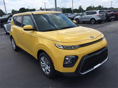 2020 Kia Soul for sale in Evansville, IN