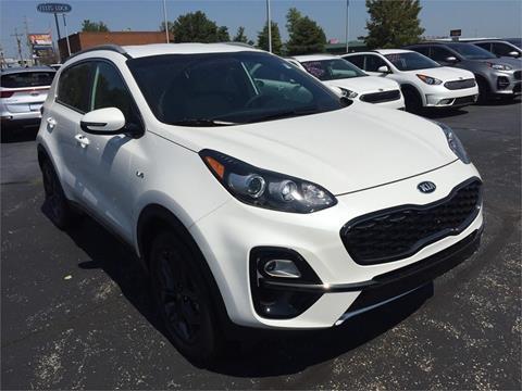 2020 Kia Sportage for sale in Evansville, IN