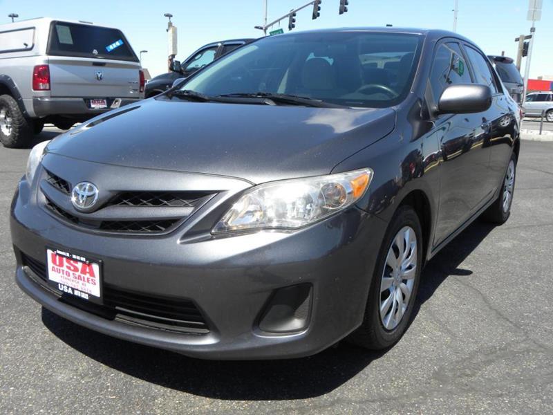 Toyota Used Cars Pickup Trucks For Sale Kennewick USA Auto Sales Inc