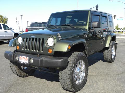 2007 Jeep Wrangler Unlimited for sale in Kennewick, WA