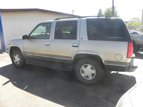 1999 GMC Yukon for sale in Kennewick, WA