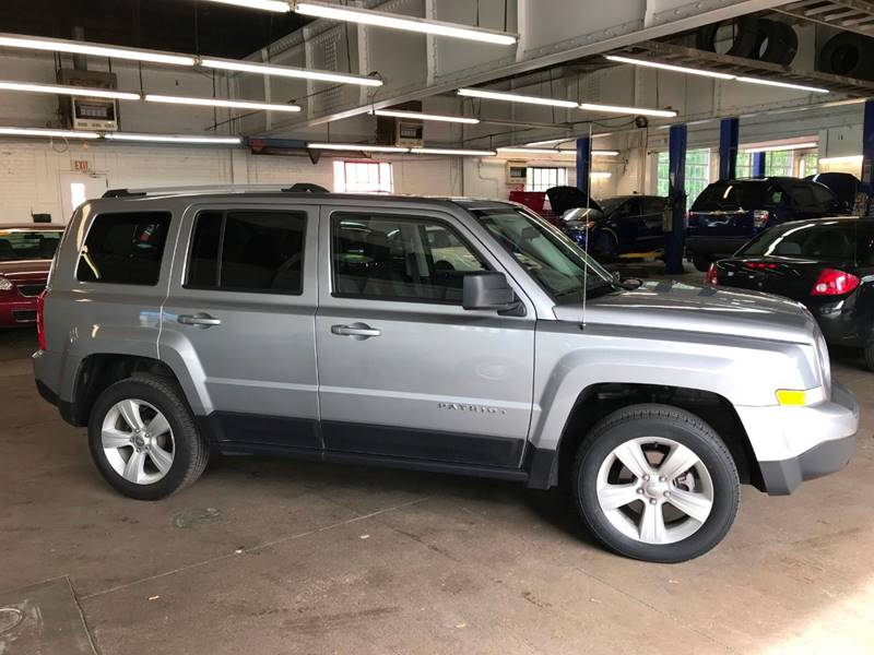 2015 Jeep Patriot 4x4 Limited 4dr Suv In Canonsburg Pa John Warne