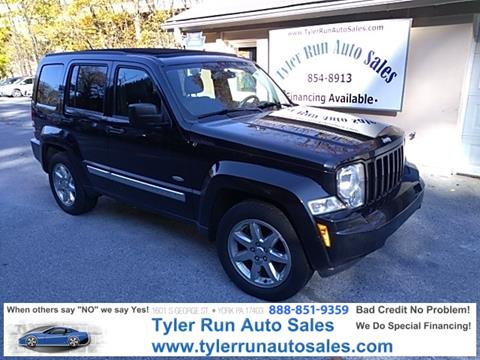 2012 Jeep Liberty for sale in York, PA