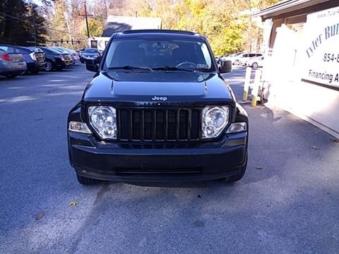 2012 jeep liberty 4x4 sport 4dr suv in york pa tyler run auto sales. Black Bedroom Furniture Sets. Home Design Ideas