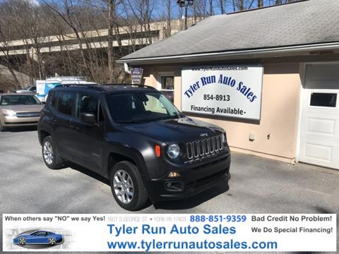 2016 Jeep Renegade for sale in York, PA