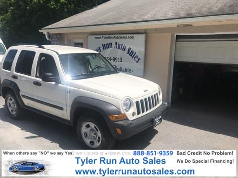 2007 Jeep Liberty for sale in York, PA
