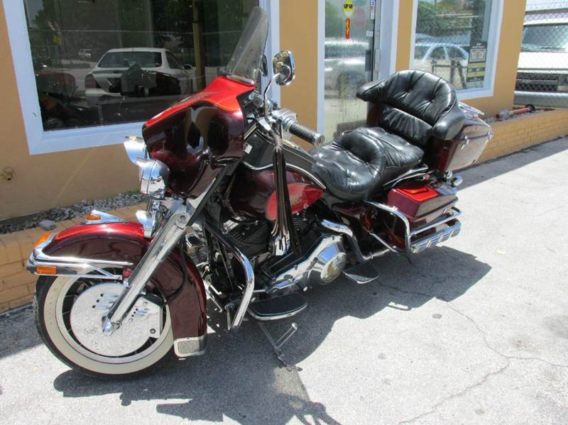 1986 Harley-Davidson Electra Glide FLHTC In Miami FL