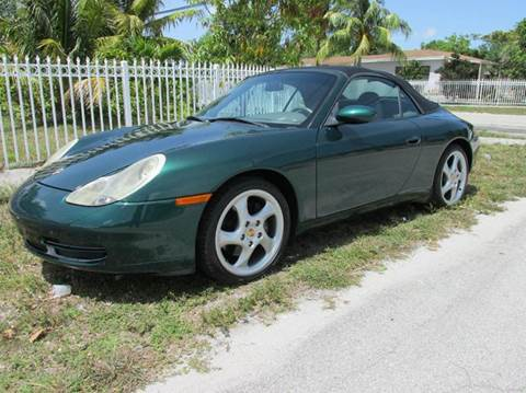 2001 Porsche 911 for sale in Miami, FL