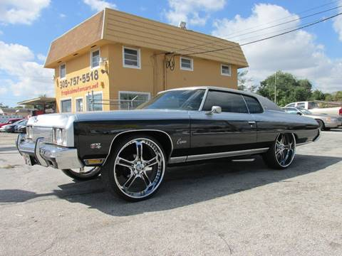 1973 Chevrolet Caprice for sale in Miami, FL
