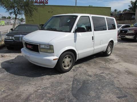 2003 GMC Safari for sale in Miami, FL