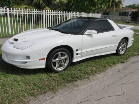 2000 Pontiac Firebird for sale in Miami, FL