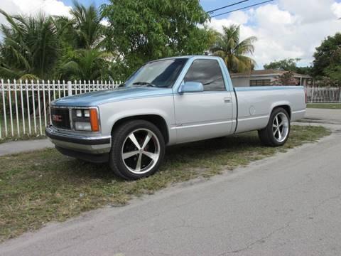 1989 GMC Sierra 1500 for sale in Miami, FL