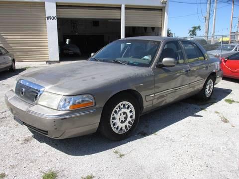2003 Mercury Grand Marquis for sale in Miami, FL